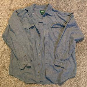 Grey outdoor shirt